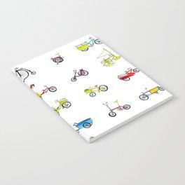 bikes! Notebook
