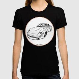 Crazy Car Art 0074 T-shirt
