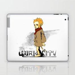 Q-uriosity Ape Laptop & iPad Skin