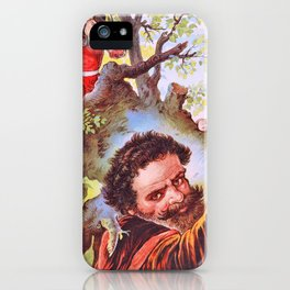 The Valiant Little Tailor - Digital Remastered Edition iPhone Case