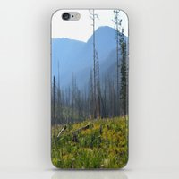 montana iPhone & iPod Skins featuring Montana by MelissaLaDouxPhoto