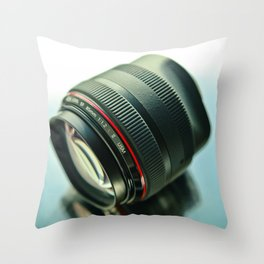 85mm f/1.2L Throw Pillow
