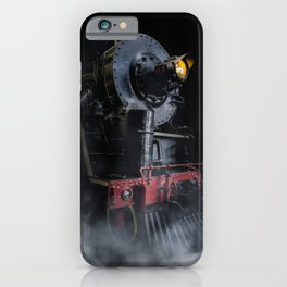 Steam Loco iPhone Case
