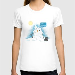 Snow Body Loves Me T-shirt