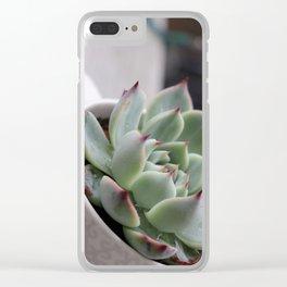 cuppa Clear iPhone Case