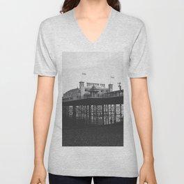 Brighton Pier Unisex V-Neck