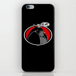 GO, APE iPhone Skin