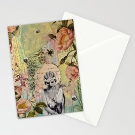 Waiting For Her Moment Stationery Cards