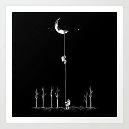 Apollo 11 Art Print