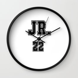 GOT7 JR 22 Wall Clock