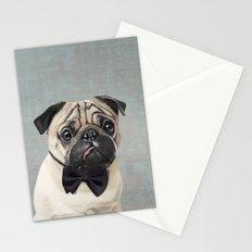 Mr Pug Stationery Cards