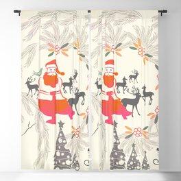 Christmas Blackout Curtain