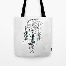 Poetic Key of Dreams Tote Bag