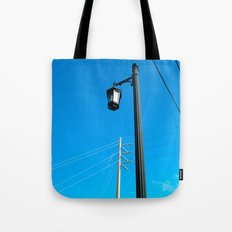 #ABSTRACT VIEW @KEY WEST USA by Jay Hops Tote Bag