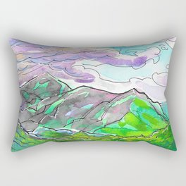 Kudzu View Rectangular Pillow
