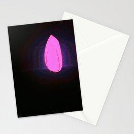 Desert Lights 3 Stationery Cards