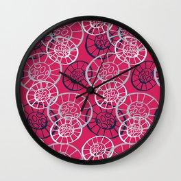 Maisy Bloom Wall Clock