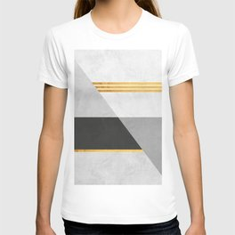 Gold Composition XV T-shirt
