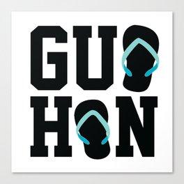 Guahan Zories Canvas Print