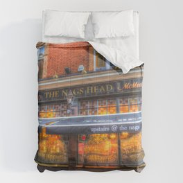 The Nags Head Pub Covent Garden London Comforters