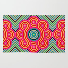 Cosmic Vibrations Within Rug