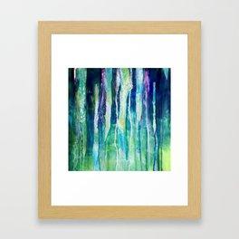 river of tears Framed Art Print