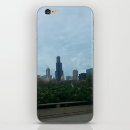 Sears Tower Lake Shore Drive iPhone Skin