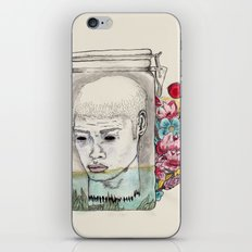 Té iPhone & iPod Skin