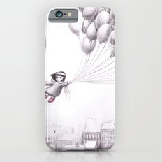 on the city Slim Case iPhone 6s