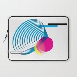 zero 1five - white Laptop Sleeve