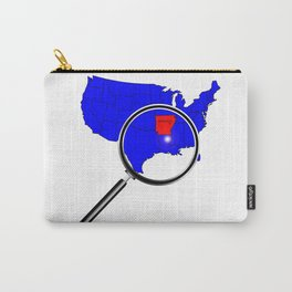 State of Arkansas Carry-All Pouch