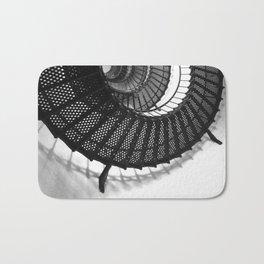 Spiral Stairs Bath Mat
