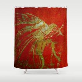 Curupira Shower Curtain
