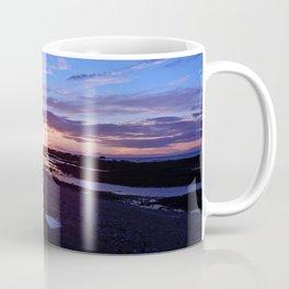 Beautiful Beach Sunset Coffee Mug