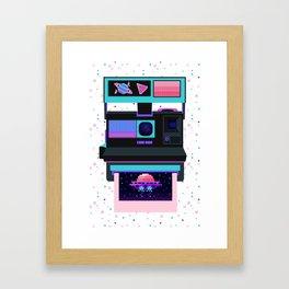 Instaproof Framed Art Print