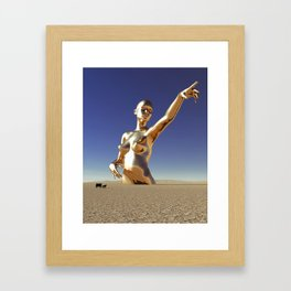 Guidance Framed Art Print