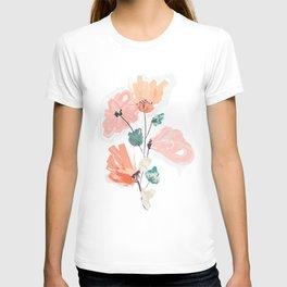 Wild Beauty Saffron T-shirt