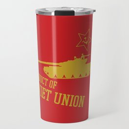 T-72 (Product of SOVIET UNION) Travel Mug