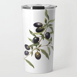 olive branch Travel Mug