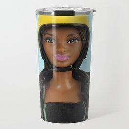 Safety first (pastel) Travel Mug