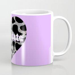 Sparkly cow play date  Coffee Mug