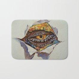 Dragon Eye Bath Mat
