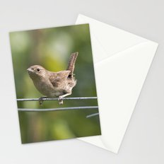 Mad Mama Wren Stationery Cards