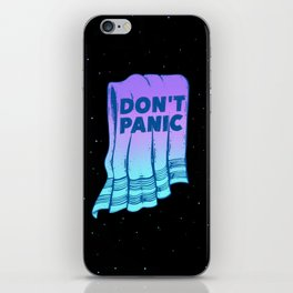 Hoosier's Guide to the Galaxy iPhone Skin