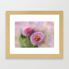 the beauty of a summerday -93- Framed Art Print