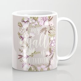 My Y'all is Authentic – Spring Palette Coffee Mug