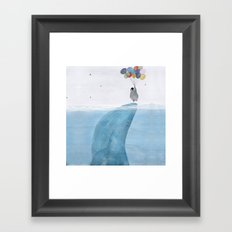 uplifting Framed Art Print