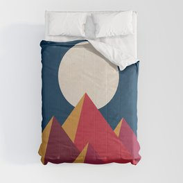 The great pyramids Comforters