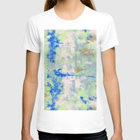 tie dye T-shirts featuring Tie Dye by Wendy Ding: Illustration