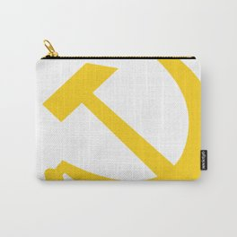 Hammer and Sickle USSR Communist Carry-All Pouch